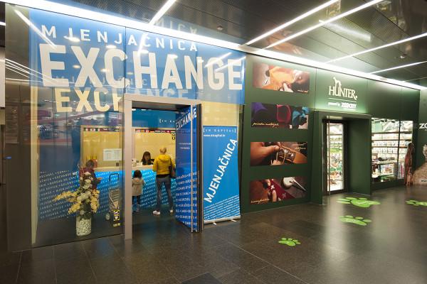 Mjenjačnica Cvjetni trg - povoljan otkup i prodaja valuta