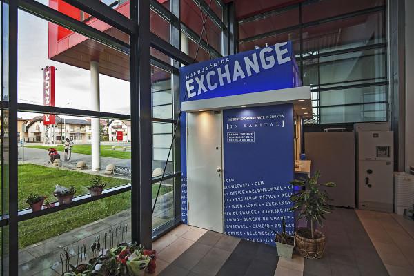 Mjenjačnica Konzum - povoljan otkup i prodaja valuta