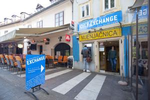 Mjenjačnica Tkalčićeva - povoljan otkup i prodaja valuta