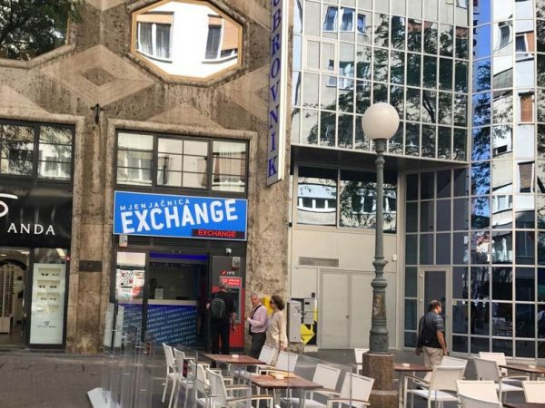 CURRENCY EXCHANGE OFFICE GAJEVA